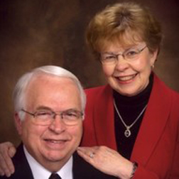 Joy and Gary Lundberg, authors of I Don't Have to Make Everything All Better