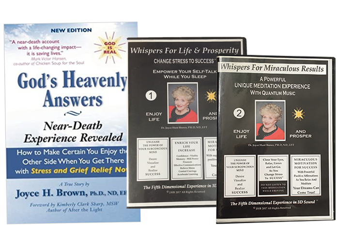 ALS Victory Package_Hope for the Hopeless with Dr. Joyce Brown_Faith-Based Suicide Prevention_Stress and Grief Relief Now a 501(c)(3) Non-Profit