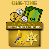 Click to Make a Donation to Faith-Based Suicide Prevention by Hope Doctor Joyce Brown Stress and Grief Relief, Inc a 501c3